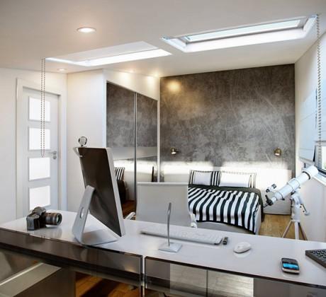Design-creative-ideas-for-workspace-inspiration-office-bedroom-design