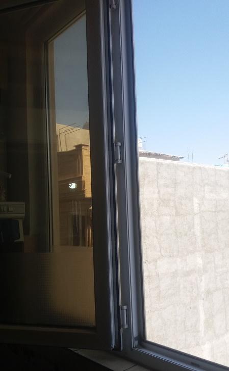 تعمیر پنجره دوجداره الومینیومی در تهران