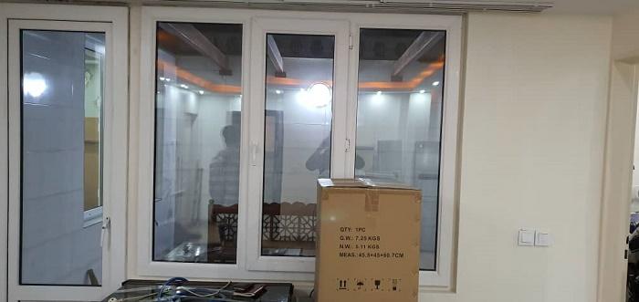 تعمیر پنجره های دوجداره وینتک