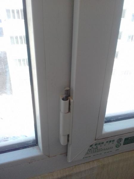 رگلاژ پنجره دوجداره الومینیوم